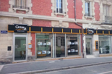 Agence immobilière CENTURY 21 Alvaro Immo, 02600 VILLERS COTTERETS